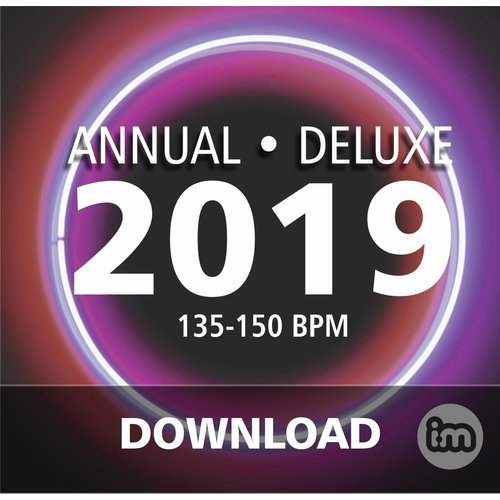 Interactive Music Annual Deluxe 2019 Aerobic - MP3