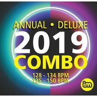 ANNUAL DELUXE 2019 COMBO STEP + AEROBICS