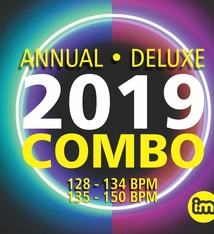 Interactive Music ANNUAL DELUXE 2019 COMBO STEP + AEROBICS
