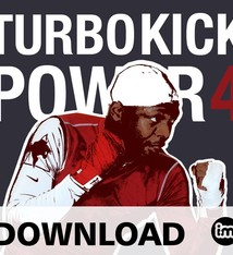 Interactive Music TURBO KICK POWER 4-MP3
