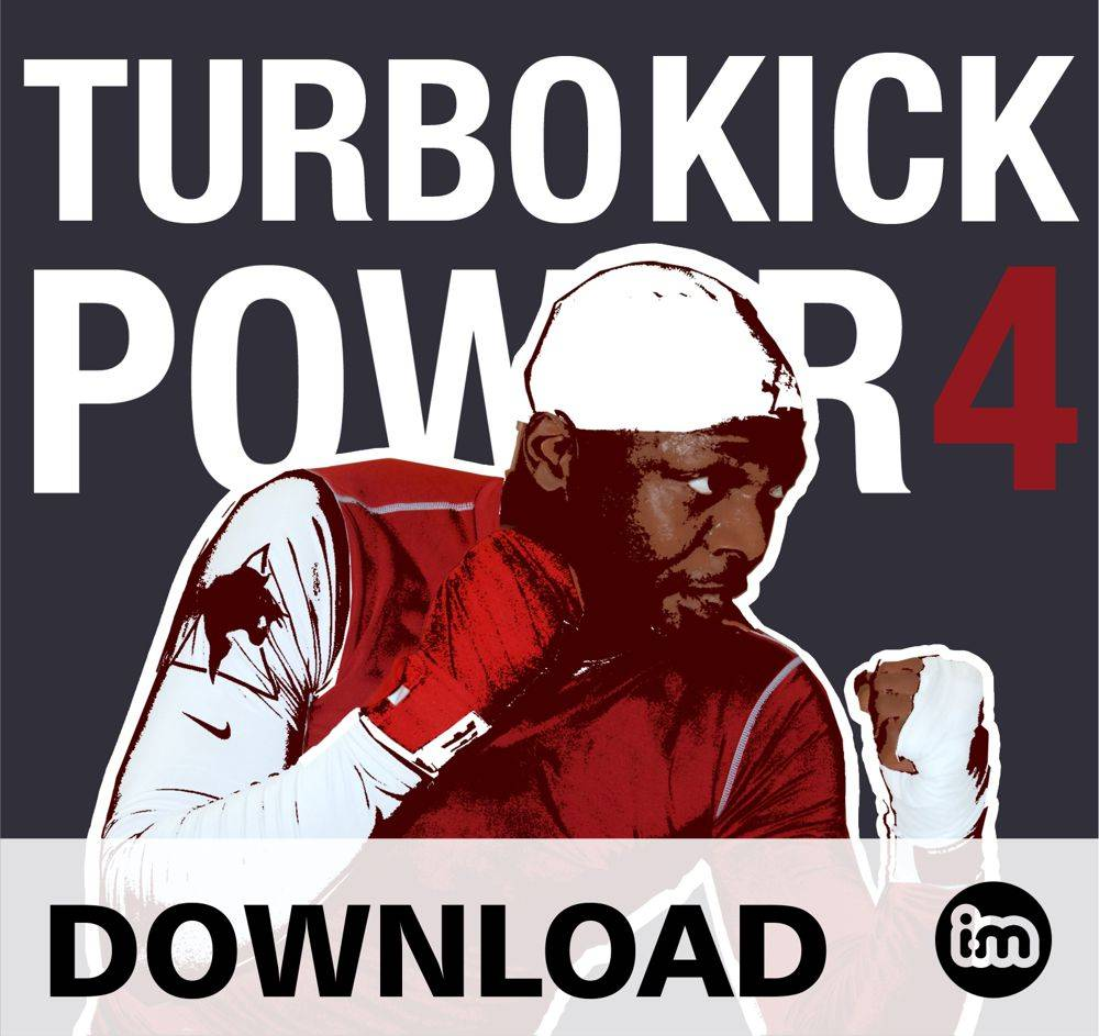 Interactive Music TURBO KICK POWER 4-MP3