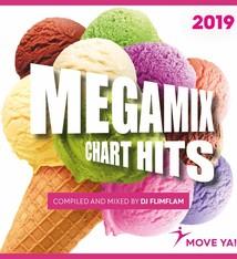 Move Ya! #06 Megamix Chart Hits 2019 - CD