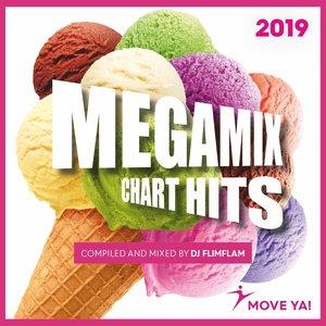 Move Ya! #07 Megamix Chart Hits 2019 - CD