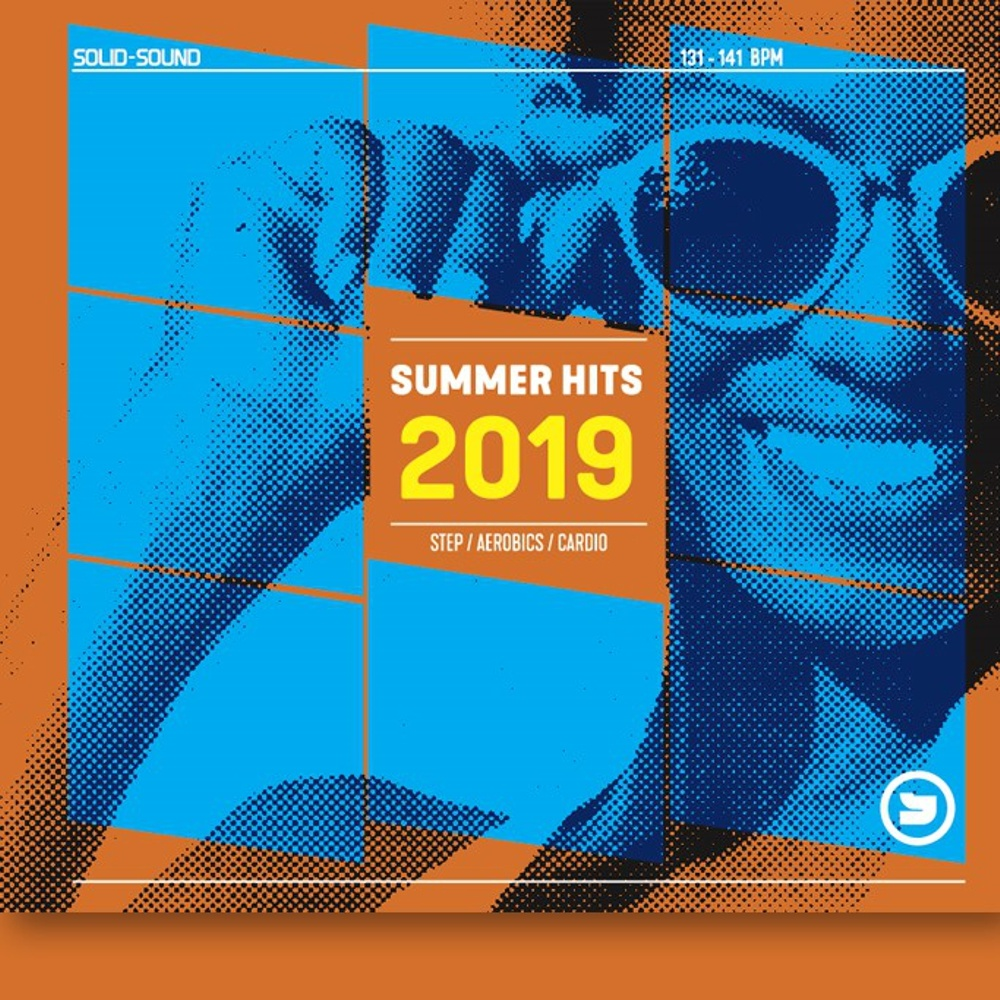 Solid Sound SUMMER HITS 2019 - CD