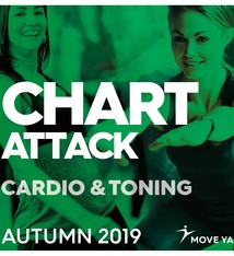 Move Ya! #03 Chart Attack - Autumn 2019 - CD2