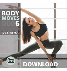 Interactive Music BODY MOVES 6 - MP3
