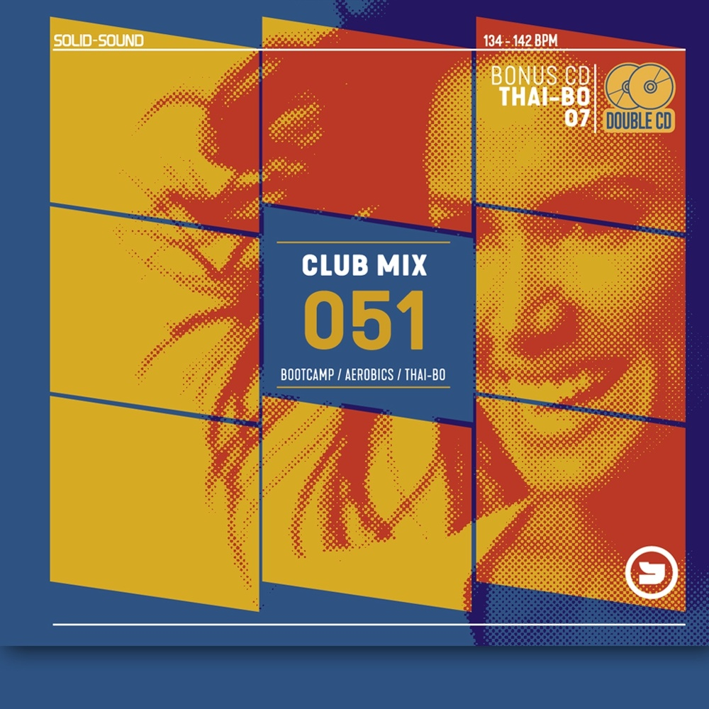Solid Sound CLUBMIX 51 -CD2