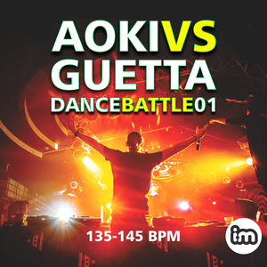 Interactive Music #01 DANCE BATTLE 01 - CD
