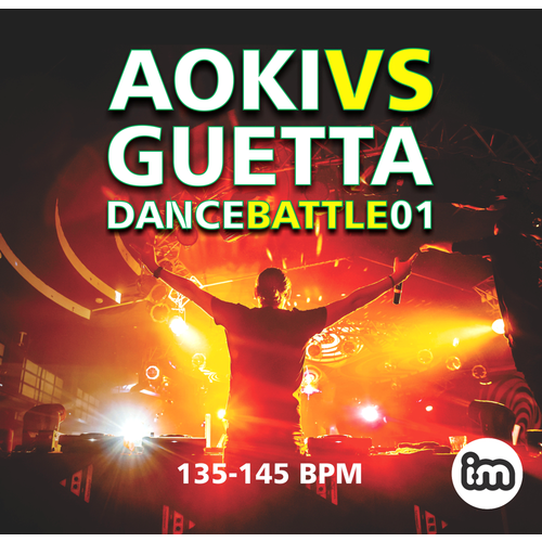 Interactive Music #06 DANCE BATTLE 01 - CD