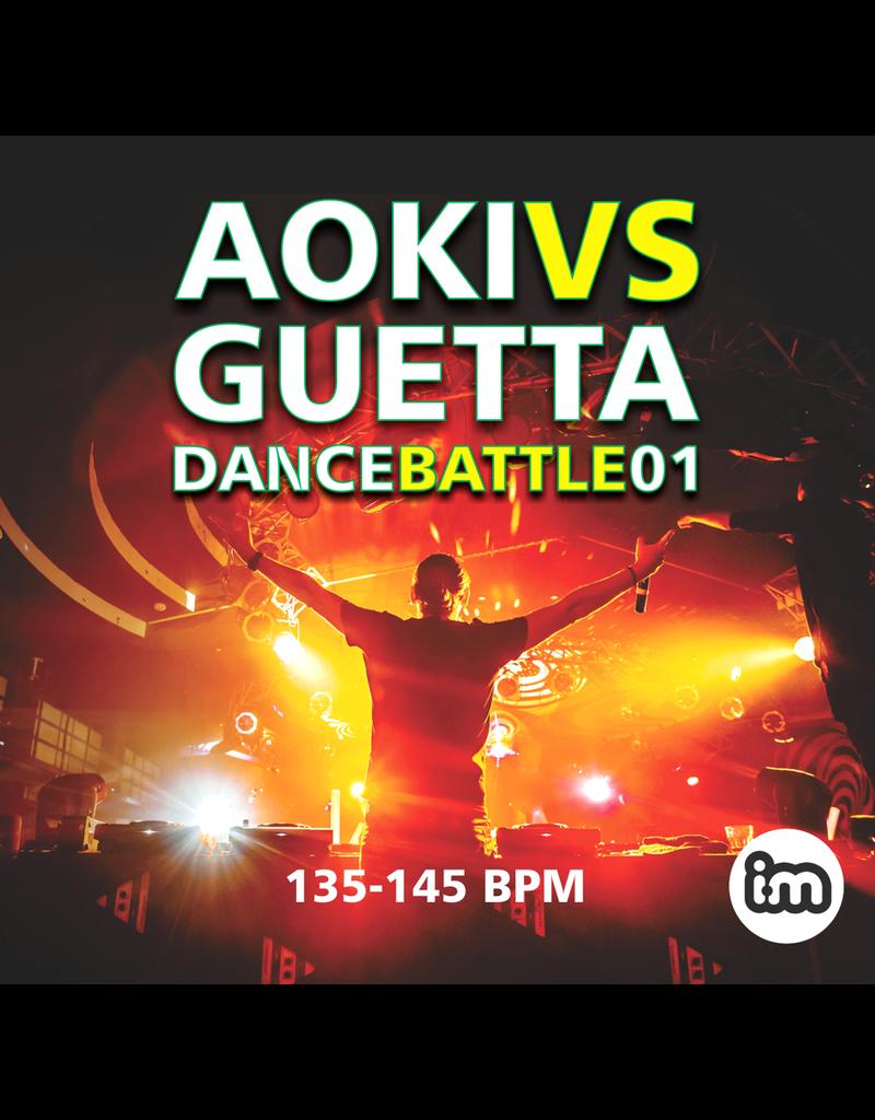 Interactive Music DANCE BATTLE 01 - CD