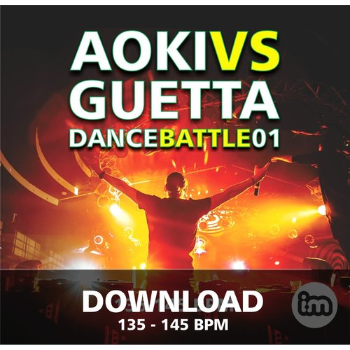 Interactive Music DANCE BATTLE 01 - MP3