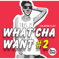 WHAT'CHA WANT vol 2 - CD