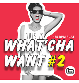 Interactive Music #09 WHAT'CHA WANT vol 2 - CD