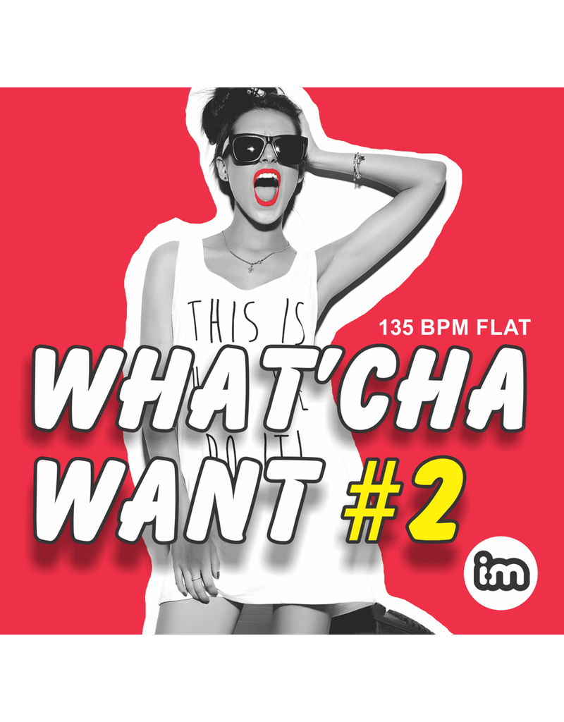 Interactive Music WHAT'CHA WANT vol 2 - CD