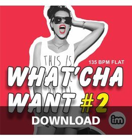 Interactive Music WHAT'CHA WANT vol 2 - MP3