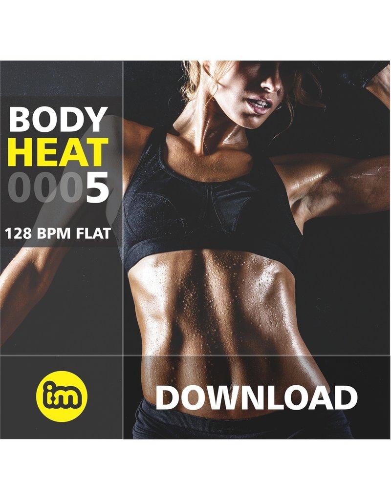 Interactive Music BODYHEAT 5 - MP3