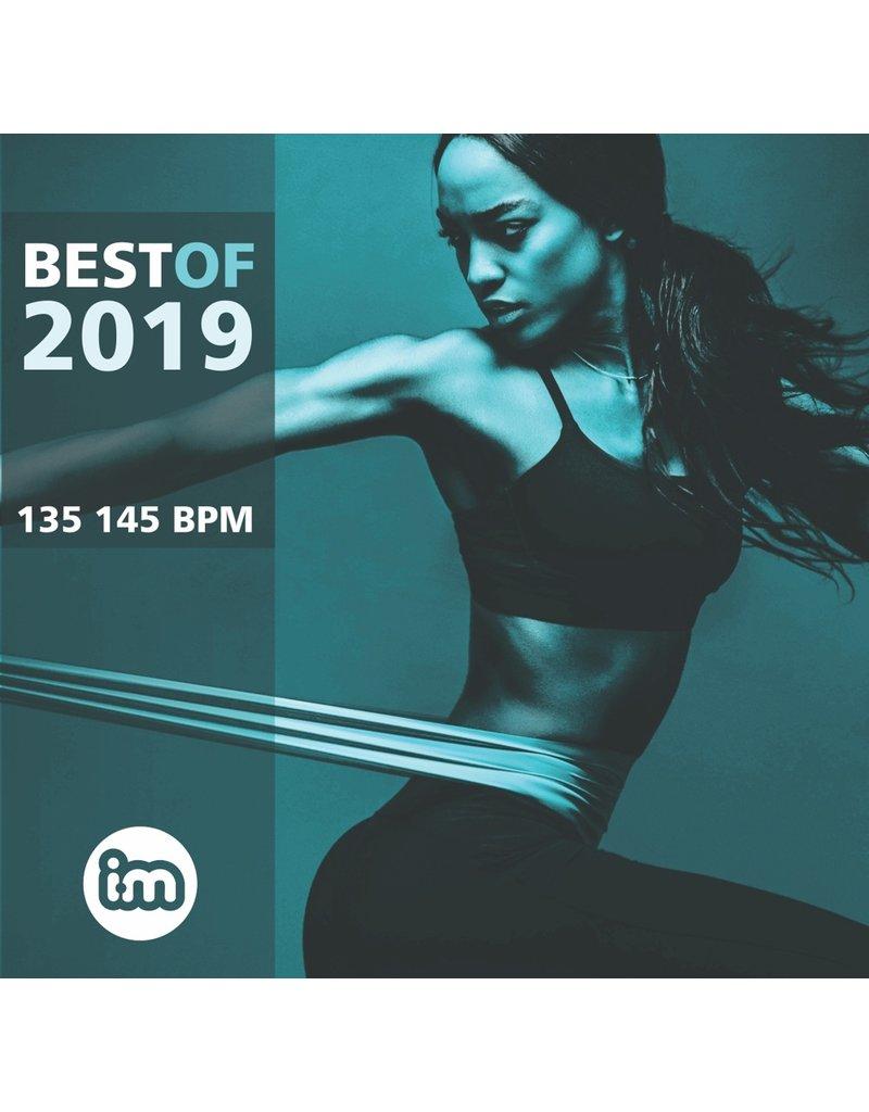 Interactive Music BEST OF 2019 - AEROBICS - CD