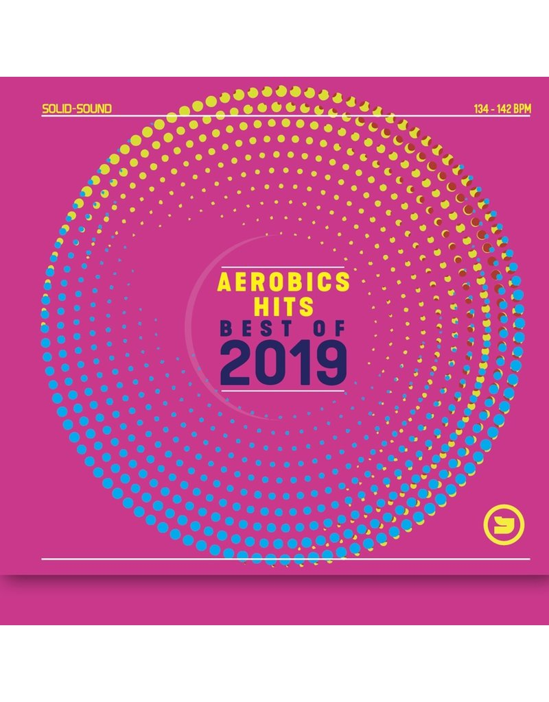 Solid Sound BEST OF 2019 - AEROBICS HITS - CD