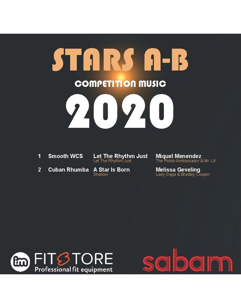 WCDF2020 STARS A-B