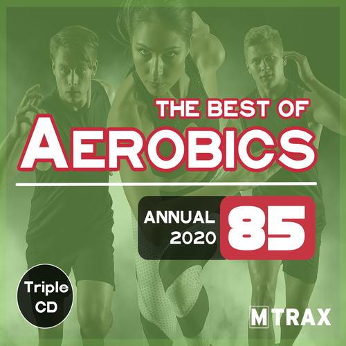 multitrax #02 Aerobics 85 Best of - Annual 2020 (Triple CD)