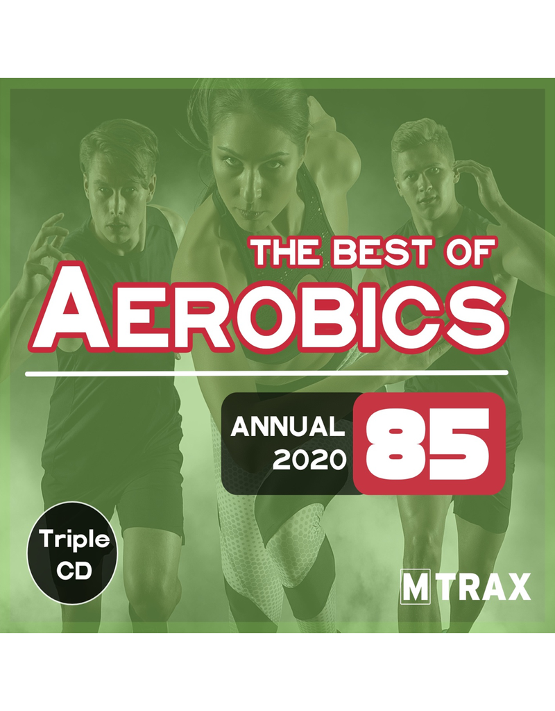 multitrax Aerobics 85 Best of - Annual 2020 (Triple CD)