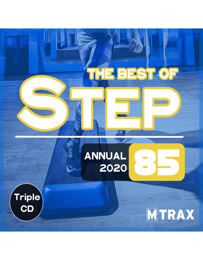 multitrax Step 85 Best of - Annual 2020 (Triple CD)