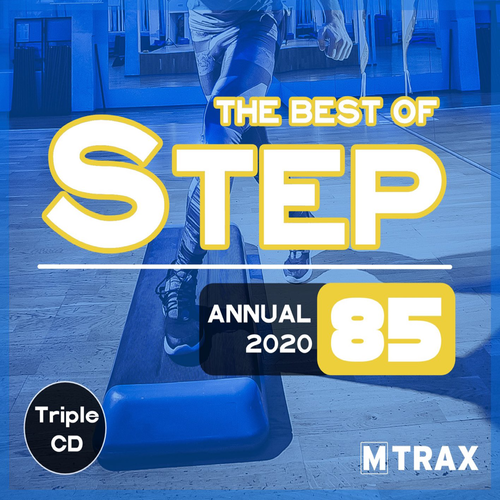 multitrax Aerobics & Step 85 Best of - Annual 2020 Combo Pack (6CDs)