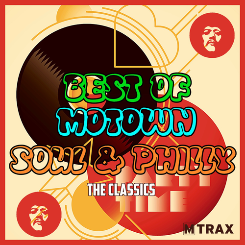 multitrax Best of Motown, Soul & Philly - The Classics (Single CD)