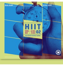 Solid Sound HIIT 45 - 15 part 2  -CD