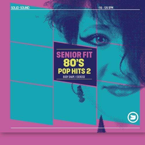Solid Sound SENIOR FIT 80s Pop Hits 2 - CD