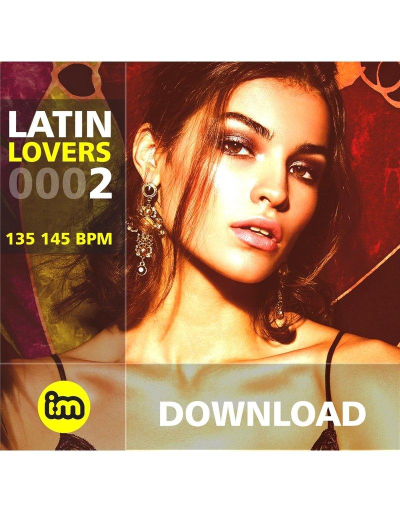 Interactive Music LATIN LOVERS 02 - 135 145 BPM - MP3