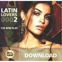 LATIN LOVERS 02 - 130 BPM FLAT - MP3