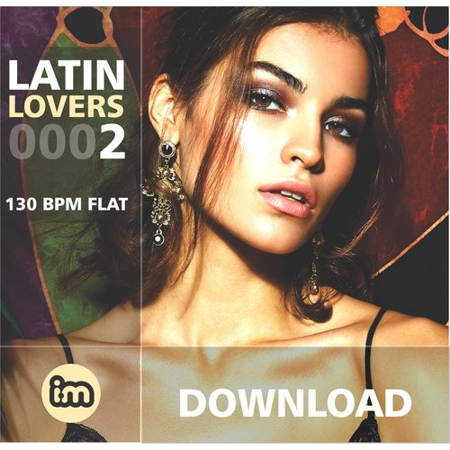 Interactive Music LATIN LOVERS 02 - 130 BPM FLAT - MP3