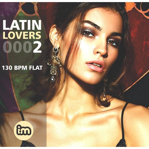 Interactive Music #06 LATIN LOVERS 02 - CD