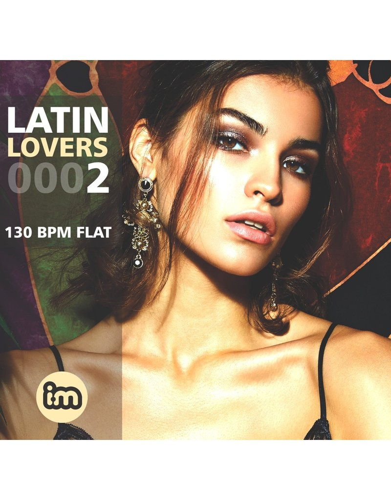 Interactive Music LATIN LOVERS 02 - CD