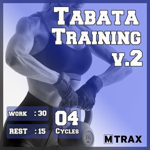 multitrax Tabata Training 30-15 Volume 2 - CD