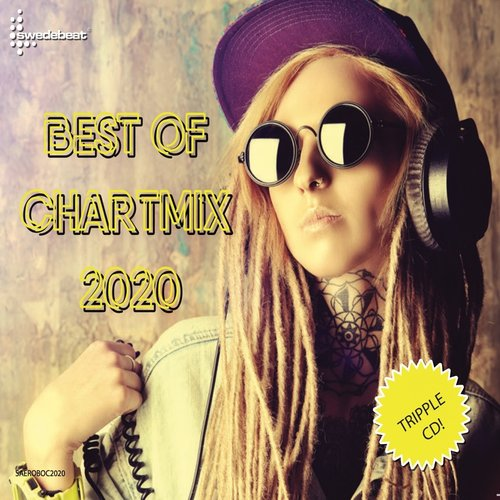 multitrax Best of Chartmix 20202 (triple CD)