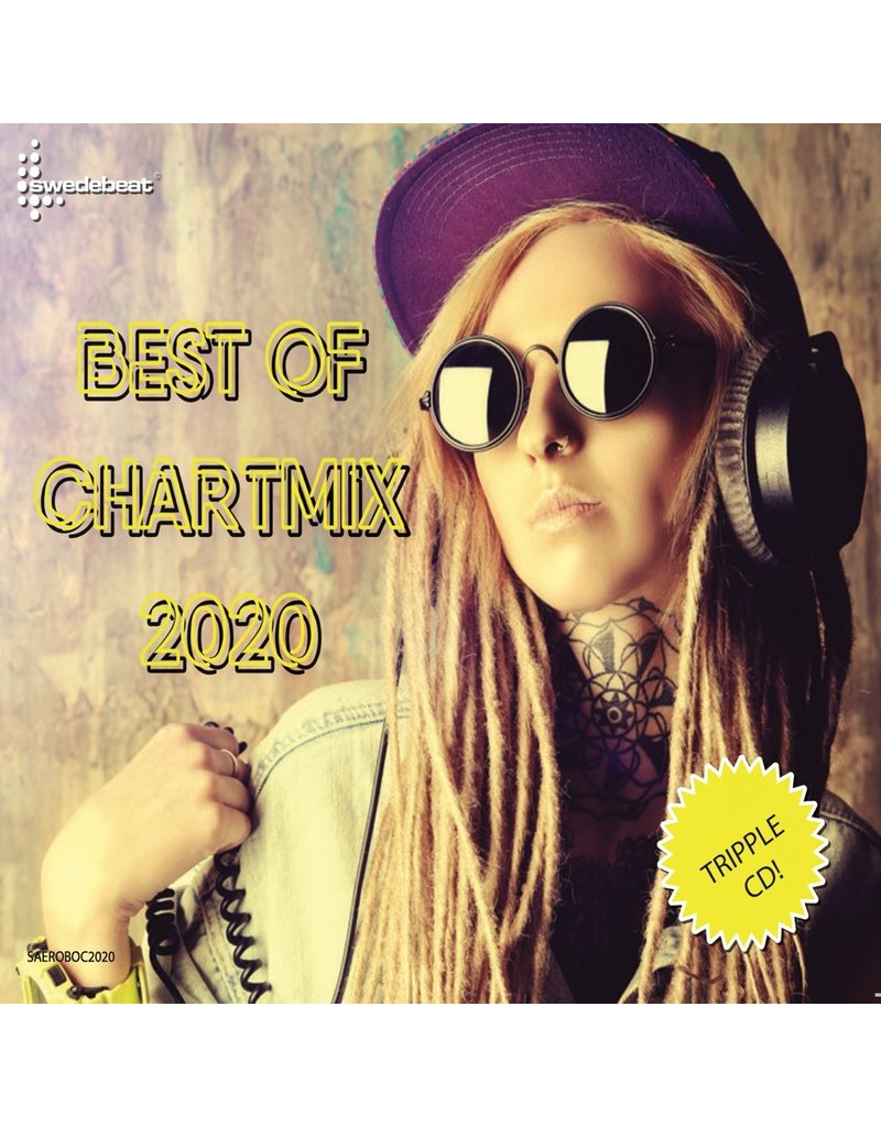 multitrax Best of Chartmix 2020 (triple CD)