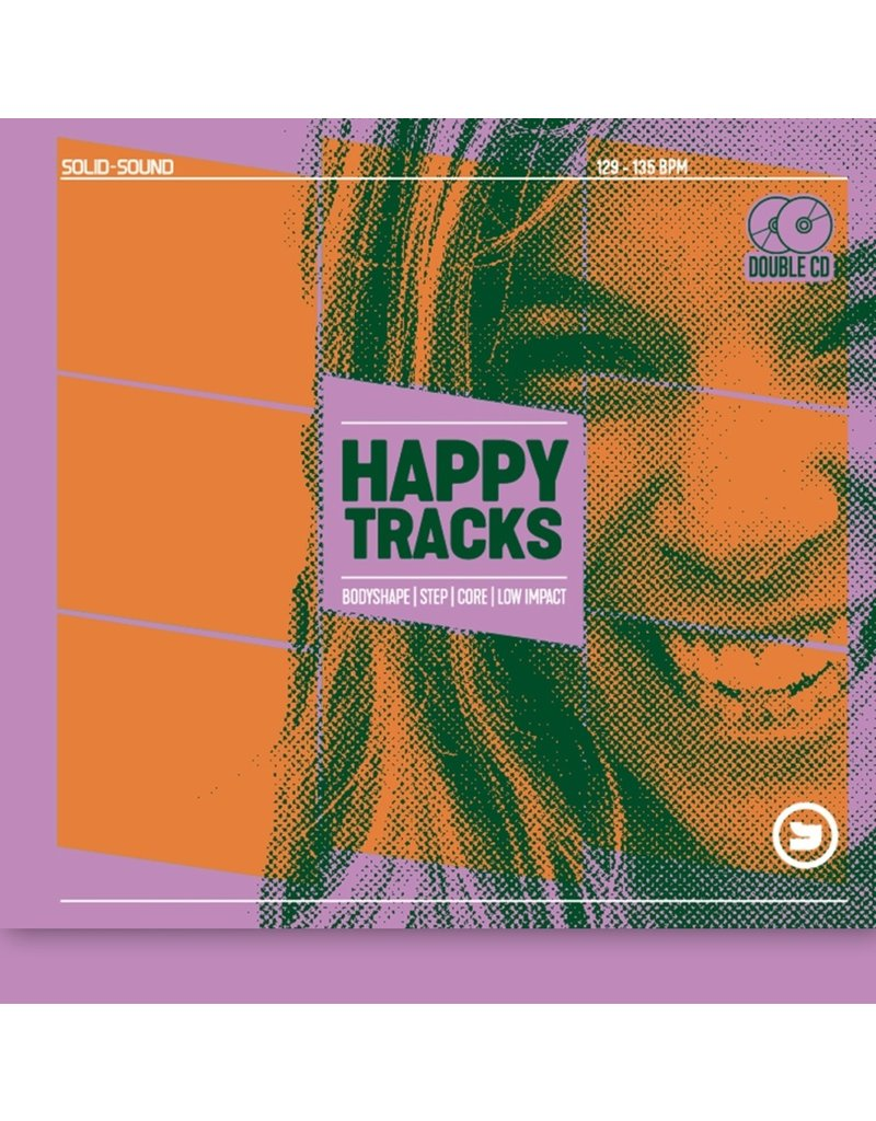 Solid Sound Happy Tracks - CD2