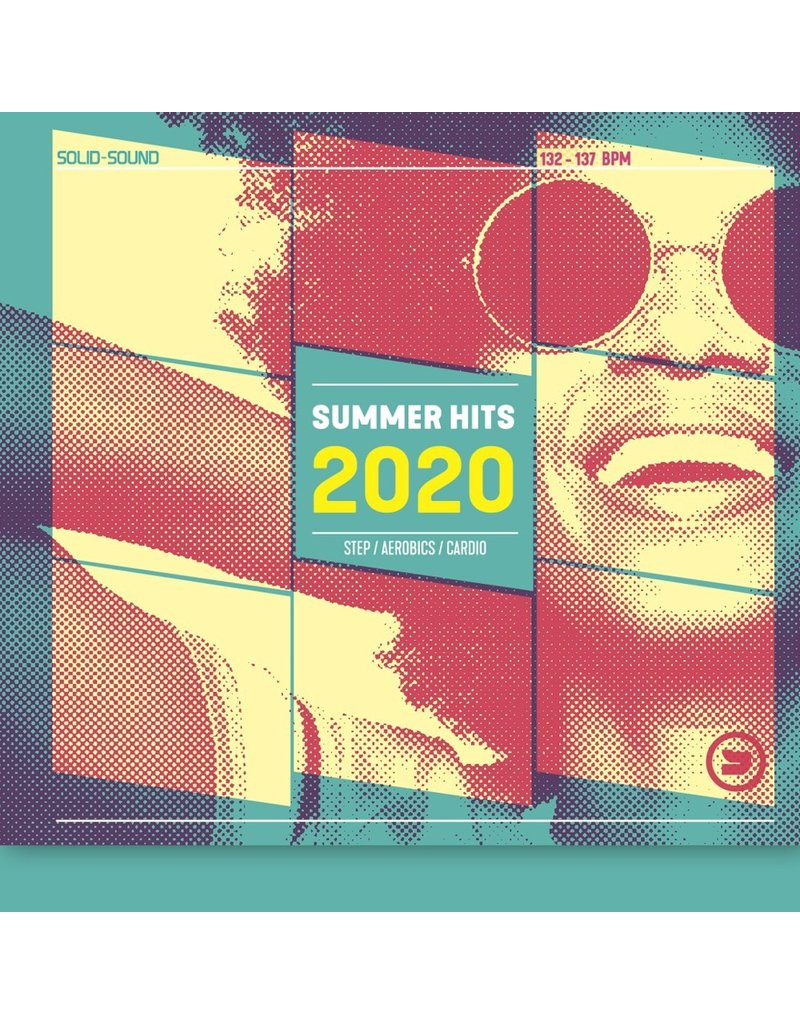 Solid Sound Summer Hits 2020 - CD
