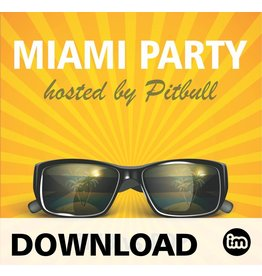 Interactive Music MIAMI PARTY - hosted by Pitbull - MP3