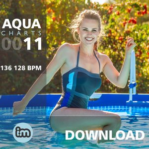 Interactive Music AQUALUNA - CHARTS - 136>128 BPM - OCT 2020