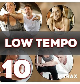 multitrax LOW TEMPO 10 - CD