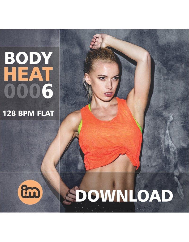 Interactive Music BODYHEAT 6 - MP3