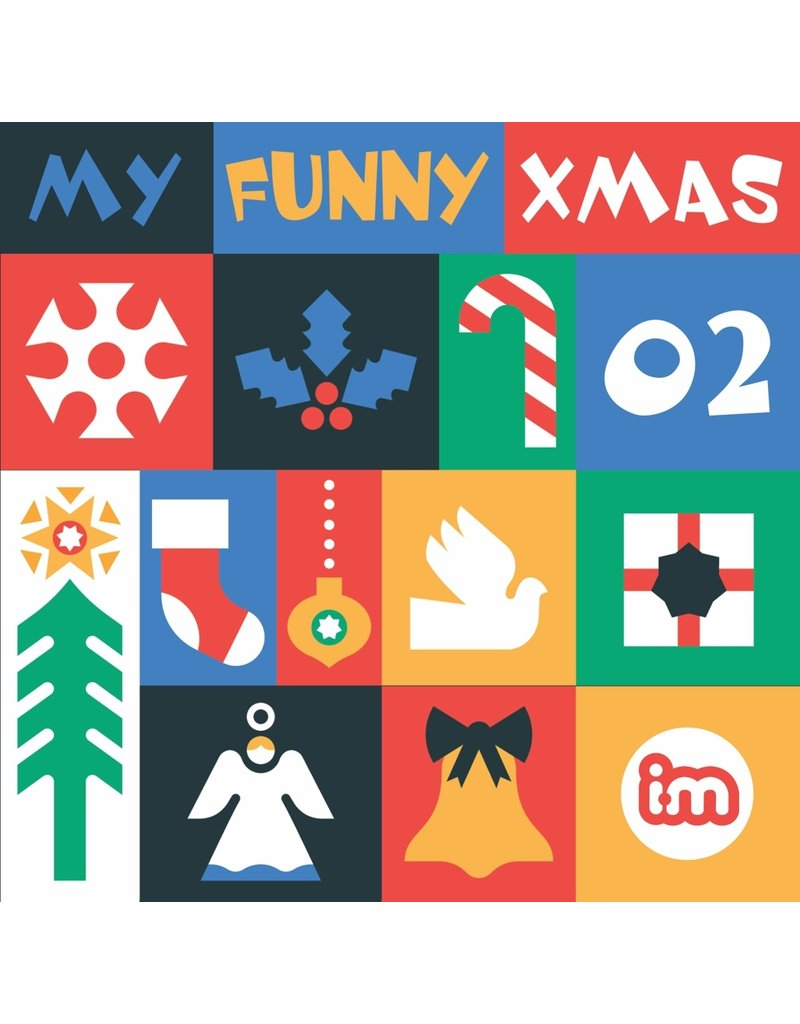Interactive Music MY FUNNY XMAS 02 - CD