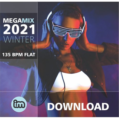 Interactive Music MEGAMIX - WINTER 2021 -MP3y