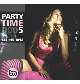 Interactive Music PARTY TIME 5 - CD