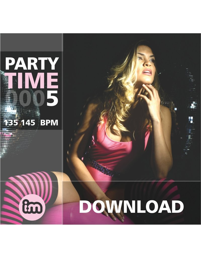 Interactive Music PARTY TIME 5 - MP3