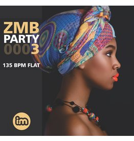 Interactive Music ZMB PARTY 3 -CD