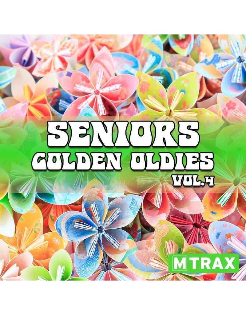 multitrax Seniors Golden Oldies 4 (Double CD)